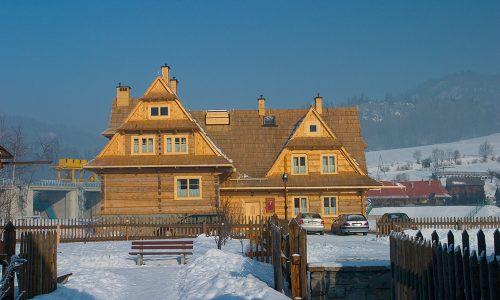 chata z kir niedzica