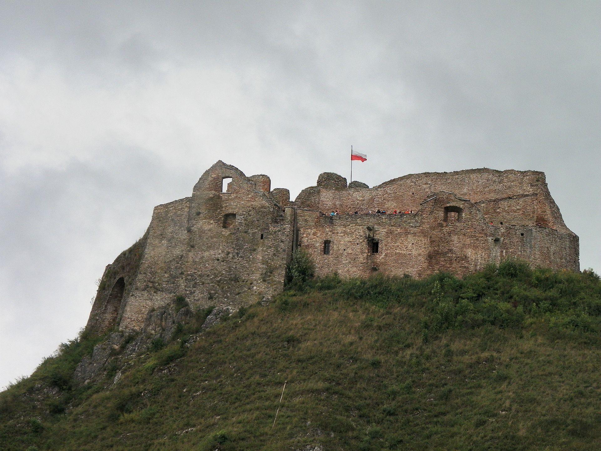 Ruiny Zamku Czorsztyńskiego