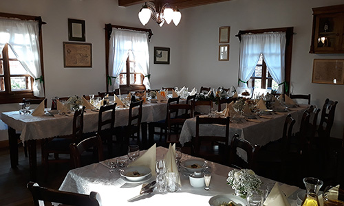 restauracja niedzica