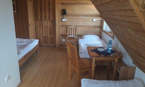 chata z kir polana sosny